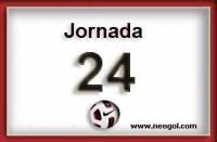 Partidos Jornada 24 Liga Española 2013-2014