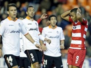Valencia vs. Granada 2014