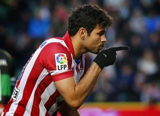 Atlético Madrid 1-Granada 0. Jornada 30 Liga Española