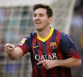 Barcelona 7-Osasuna 0. Jornada 28 Liga Española 2014