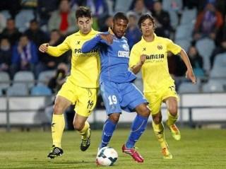 Getafe 0-Villarreal 1. Jornada 30 Liga Española