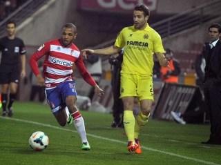 Granada 2-Villarreal 0. Jornada 27 Liga Española