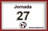 Partidos Jornada 27. Liga Española 2013-2014