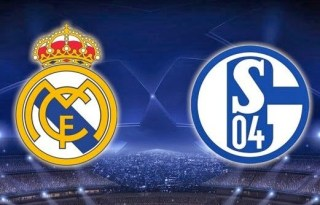 Real Madrid vs. Schalke 04 2014