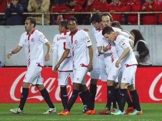 Sevilla 1-Real Sociedad 0. Jornada 26 Liga Española