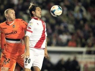 Rayo Vallecano 1-Valencia 0. Jornada 26 Liga Española