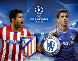 Alineación y la previa Atlético Madrid-Chelsea. Semifinales Champions