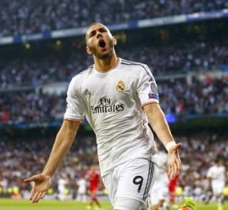 Real Madrid 1-Bayern Munich 0-Champions League