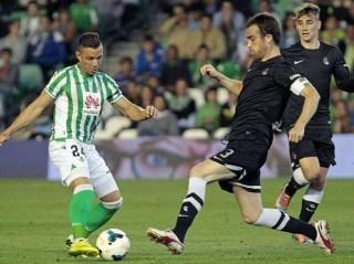 Betis 0-Real Sociedad 1. Jornada 35 Liga Española