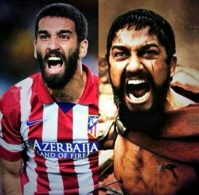 Los mejores chistes y memes del Chelsea-Atlético Madrid. Champions League Ardá Turán 300