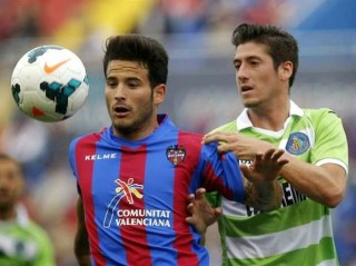 Levante vs. Getafe 2014