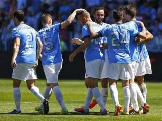 Málaga 4-Granada 1. Jornada 32 Liga Española