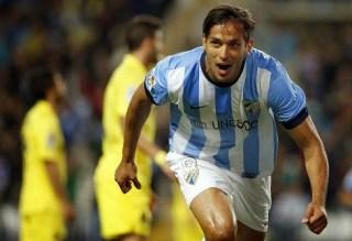 Málaga 2-Villarreal 0. Jornada 34 Liga Española
