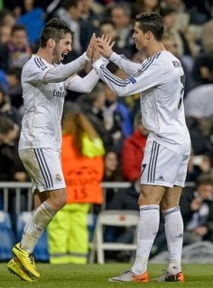 Real Madrid 3-Borussia Dortmund 0-Champions League