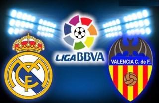 Alineación y la previa Real Madrid-Valencia. Jornada 36
