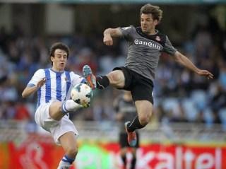 Real Sociedad 1-Espanyol 1. Jornada 34 Liga Española