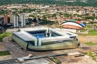 Estadio: Arena Pantanal