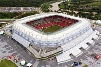 Estadio: Arena Pernambuco