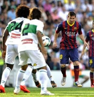 Elche 0-Barcelona 0. Jornada 37 Liga Española