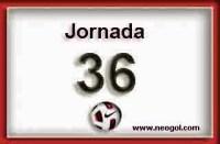 Partidos Jornada 36. Liga Española 2014