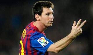 Leo Messi renueva su contrato con el Barcelona