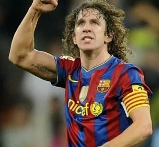 Carles Puyol dice adiós al Barça se retira