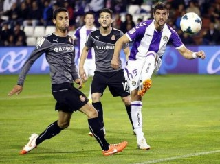 Valladolid 1-Espanyol 0. Jornada 36 Liga Española
