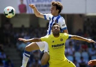 Real Sociedad 1-Villarreal 2. Jornada 38 Liga Española
