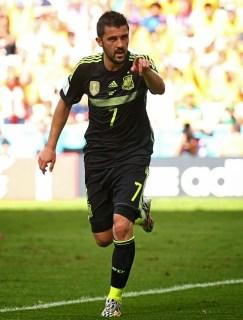 Australia 0-España 3. Mundial Brasil-Grupo B