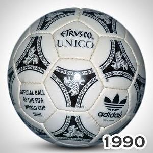 Balón Mundial Italia 1990 Etrusco unico