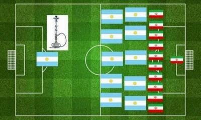 Los mejores chistes y memes Argentina-Irán: Mundial Brasil