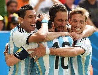 Argentina vence a Bélgica y está en semifinales