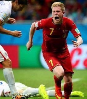 Bélgica clasifica cuartos y enfrentará a Argentina