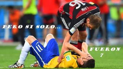 Los mejores memes y chistes de Brasil-Alemania: Semifinal