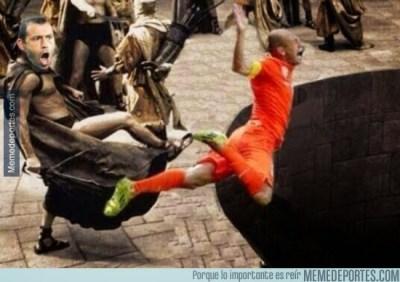 cargadas mascherano Los mejores memes y chistes de Holanda-Argentina: Semifinal