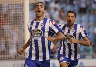 Deportivo 2-Rayo Vallecano 2. Jornada 2 Liga Española