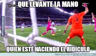Los mejores memes de la derrota del Real Madrid ante la Real Sociedad