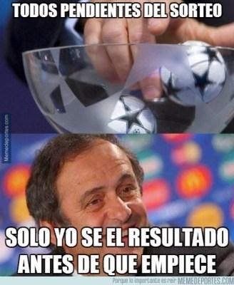 Los mejores memes: sorteo Champions League 2014/15