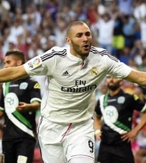 Real Madrid 2-Córdoba 0. Jornada 1 Liga Española