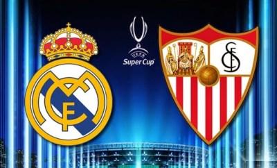 Alineación y la previa Real Madrid-Sevilla: Supercopa 2014