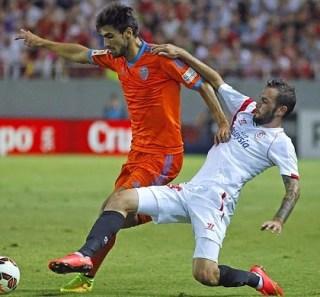 Sevilla 1-Valencia 1. Jornada 1 Liga Española