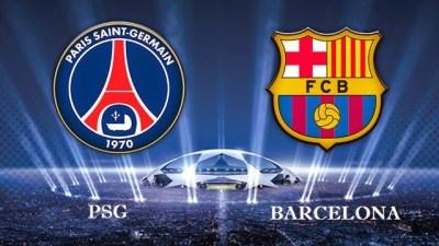 Alineación París saint germain-Barcelona: Champions 2014-2015