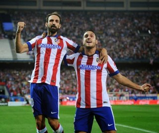 Atlético Madrid 4-Sevilla 0. Jornada 6 Liga Española