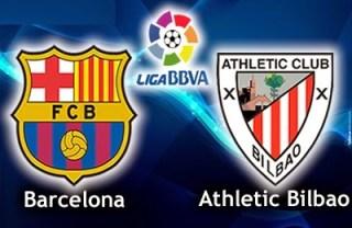 Alineación y la previa Barcelona-Athletic Bilbao. Jornada 3