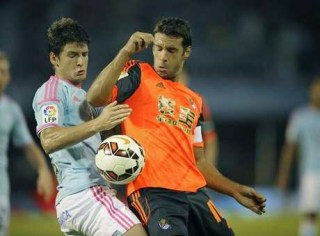 Celta Vigo 2-Real Sociedad 2. Jornada 3 Liga Española