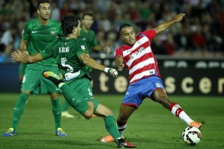 Granada 0-Levante 1. Jornada 5 Liga Española
