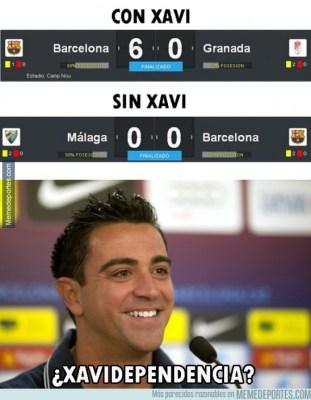 Los mejores memes de la goleada del Barça al Granada 6-0