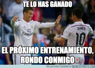 memes cargadas bromas deportivo coruña real madrid liga española 2014