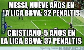 Los mejores memes del derbi Real Madrid-Atlético: Liga Española messi ronaldo