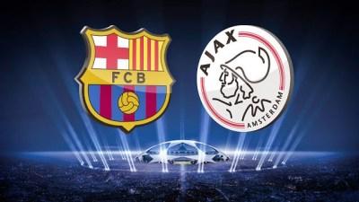 Alineación Barcelona-Ajax: Champions 2014